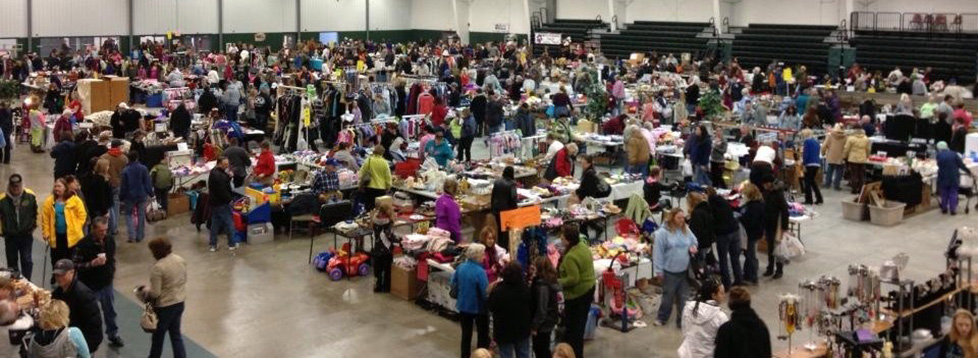 Superior's Largest Indoor Rummage Sale - Saturday, May 12th, 2018